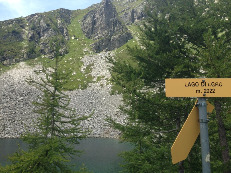 Lago di Agro